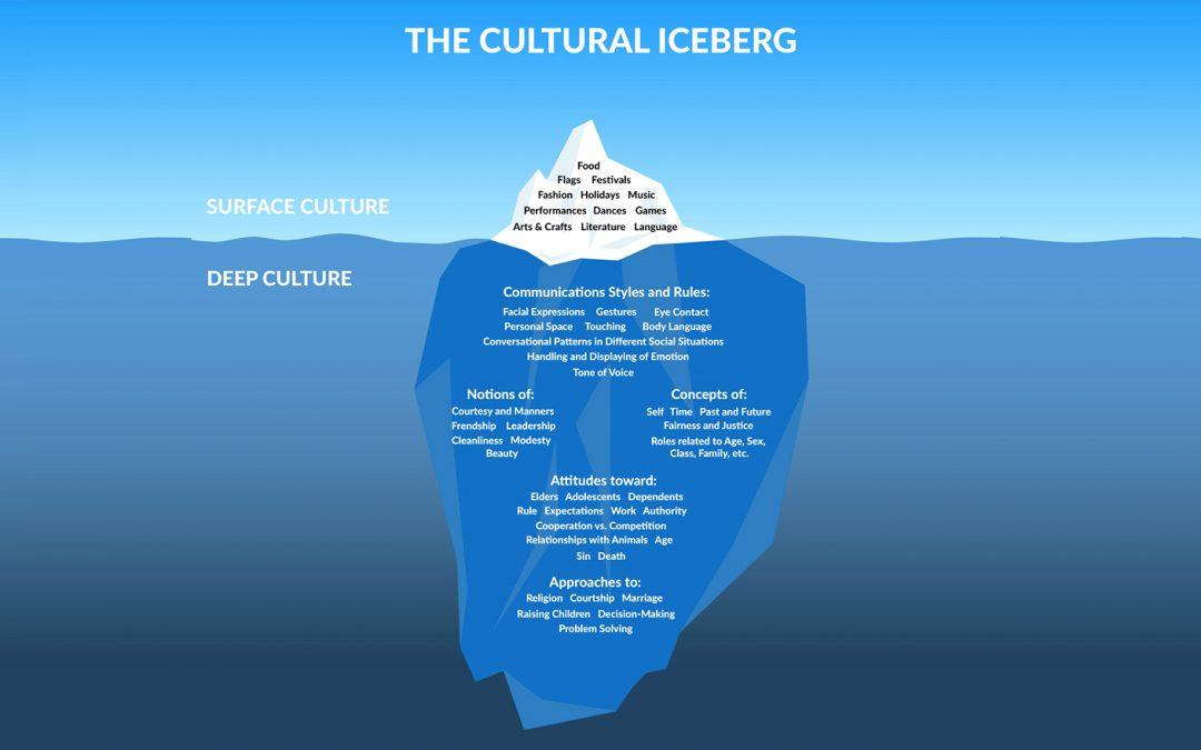 CulturalIcebergII, 2017